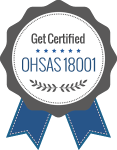 OHSAS 18001 Certifications