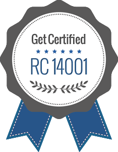 Get Certified in RC14001